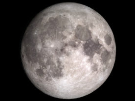 Earth's Moon (NASA's Goddard Space Flight Center)