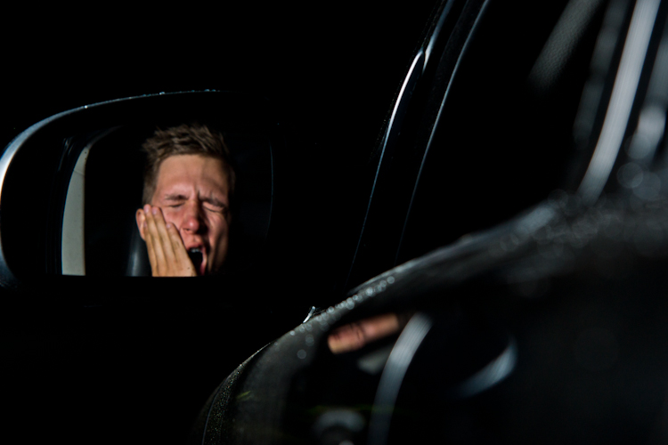 Drowsy driver (Joonas Tikkanen/CC BY-ND 2.0 via Flickr)