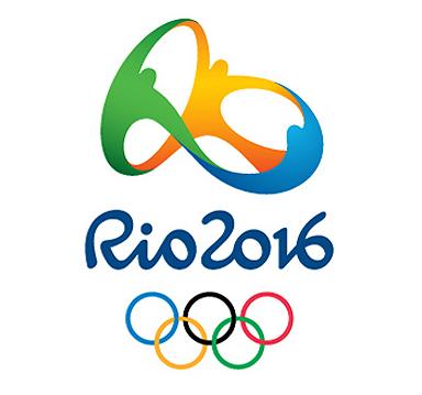 Name Rio Olympic Logo Vector.