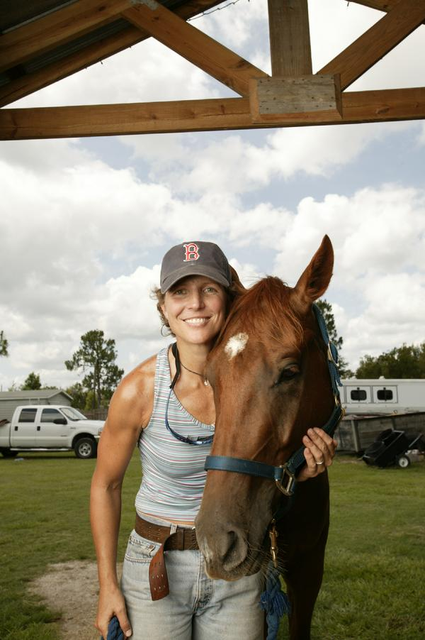 Ride On Michelle Akers Sonny Side Of Sports