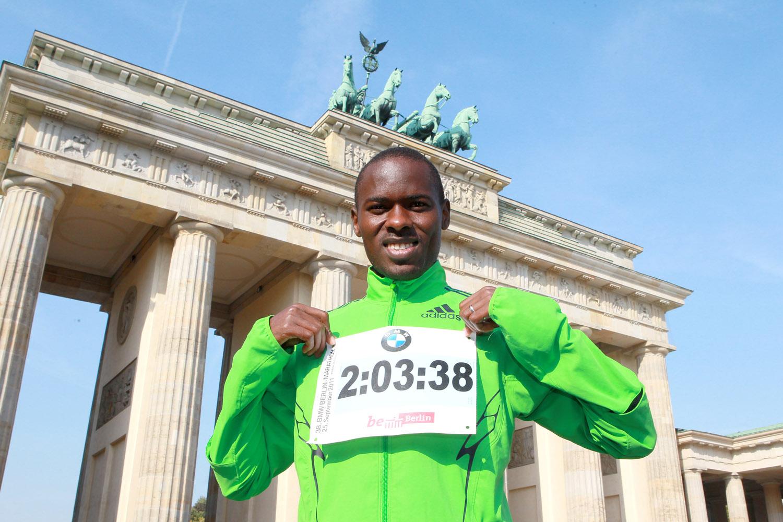 Kenya's Record-Breaking Patrick Makau « Sonny Side of Sports
