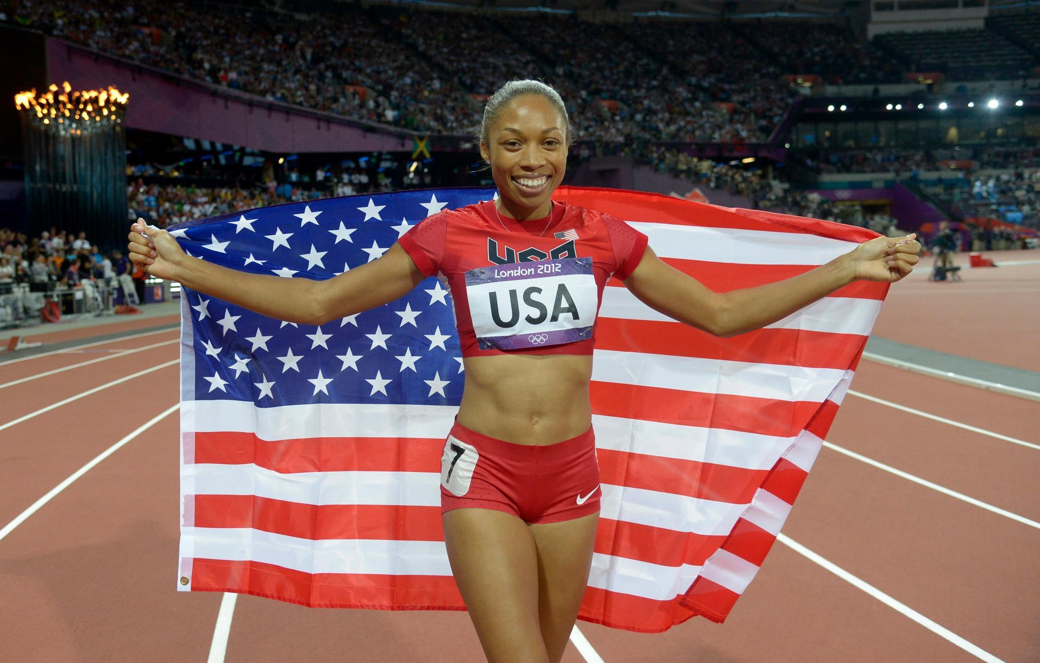 Allyson Felix athlete