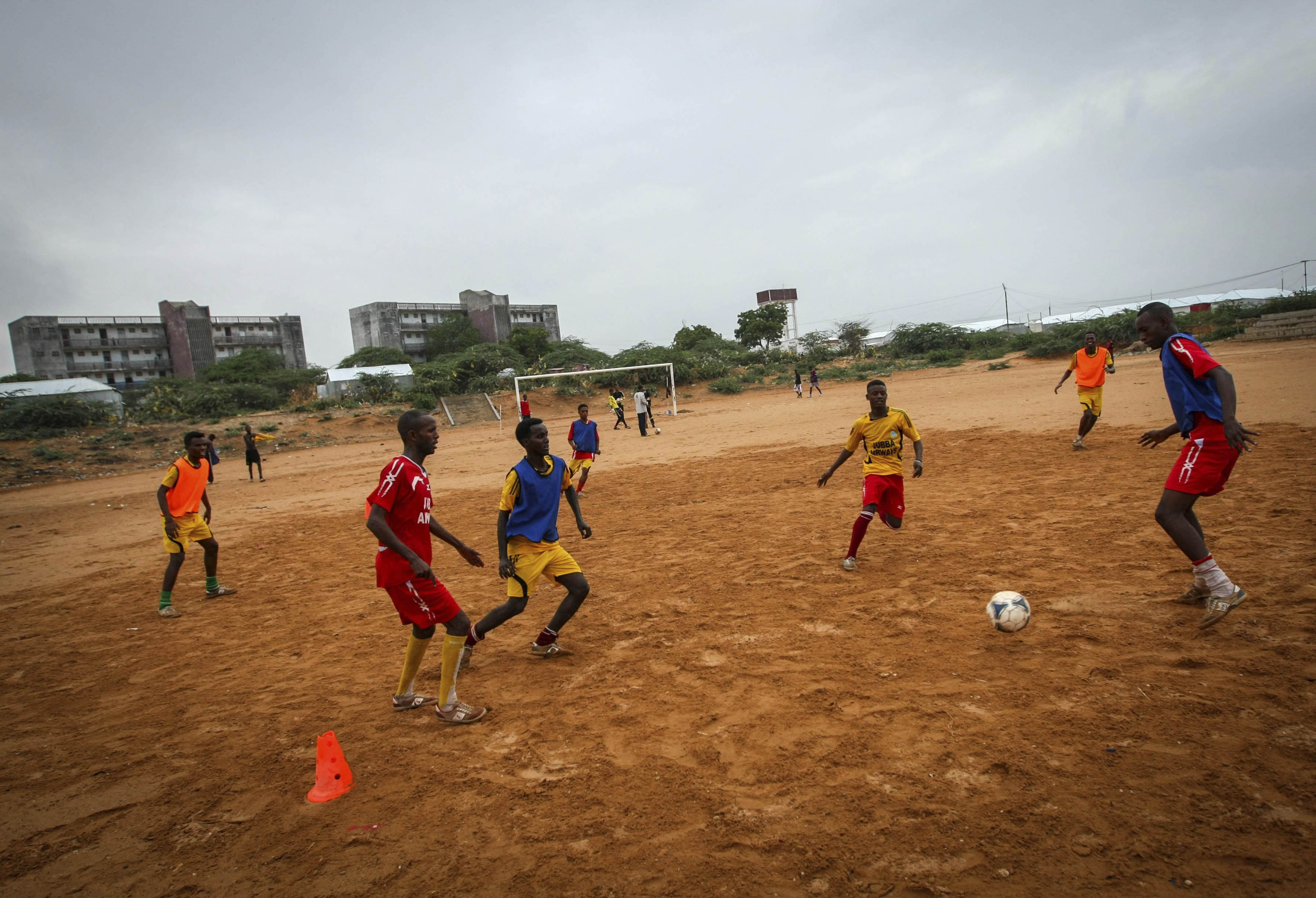 FIFA Supports Somalia Football « Sonny Side of Sports