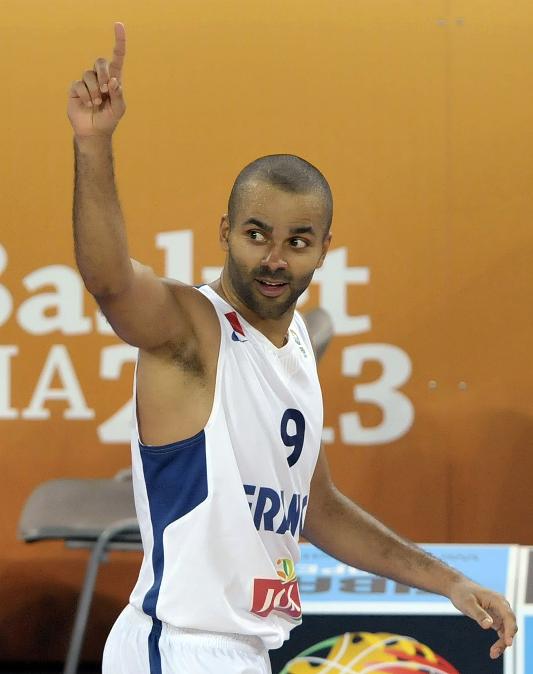 Parker and France Win First EuroBasket Title Sonny Side of Sports