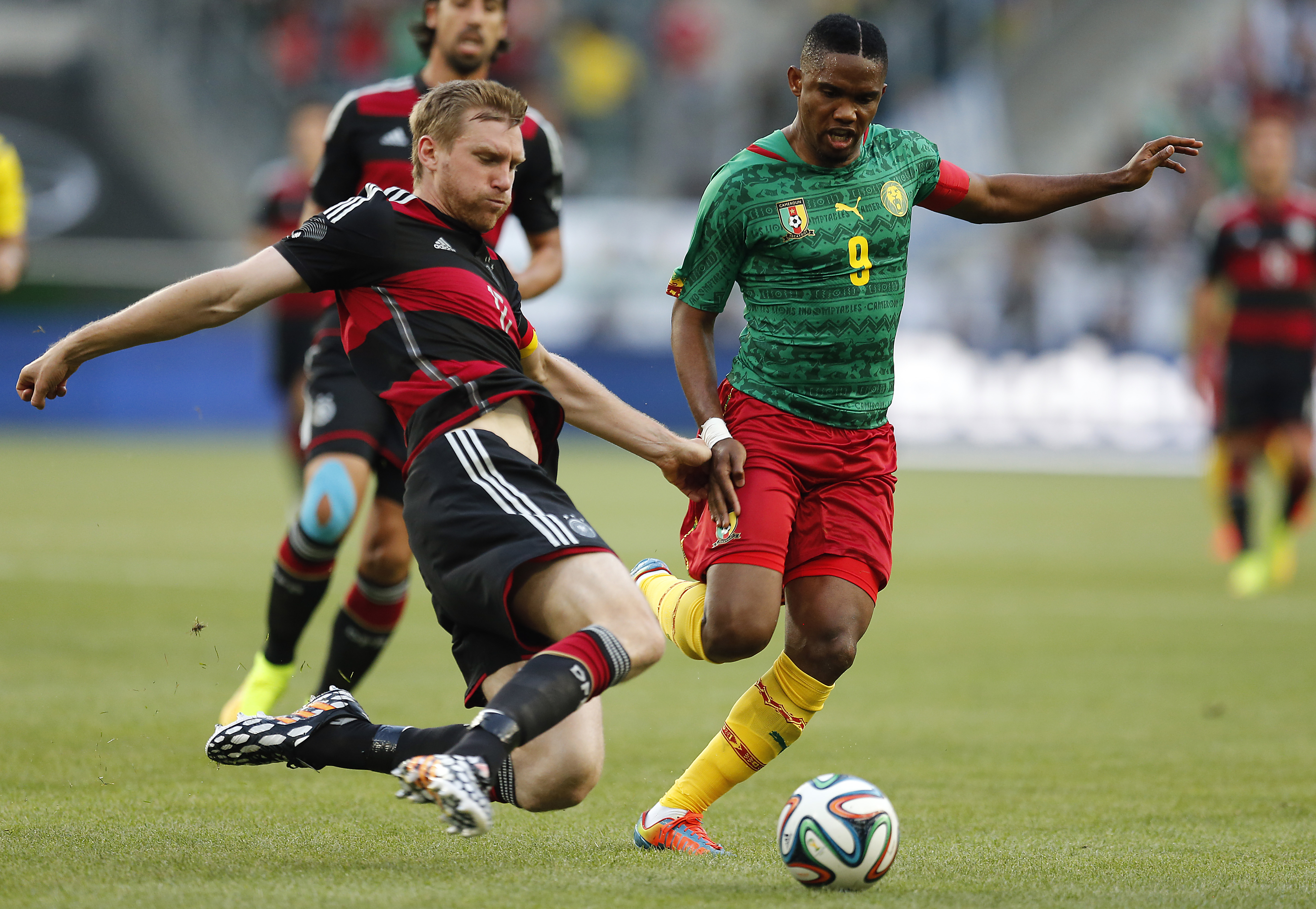 Cameroon s Young Lion Olinga Achieving World Cup Dreams Sonny