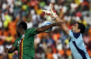 APTOPIX Equatorial Guinea Soccer African Cup