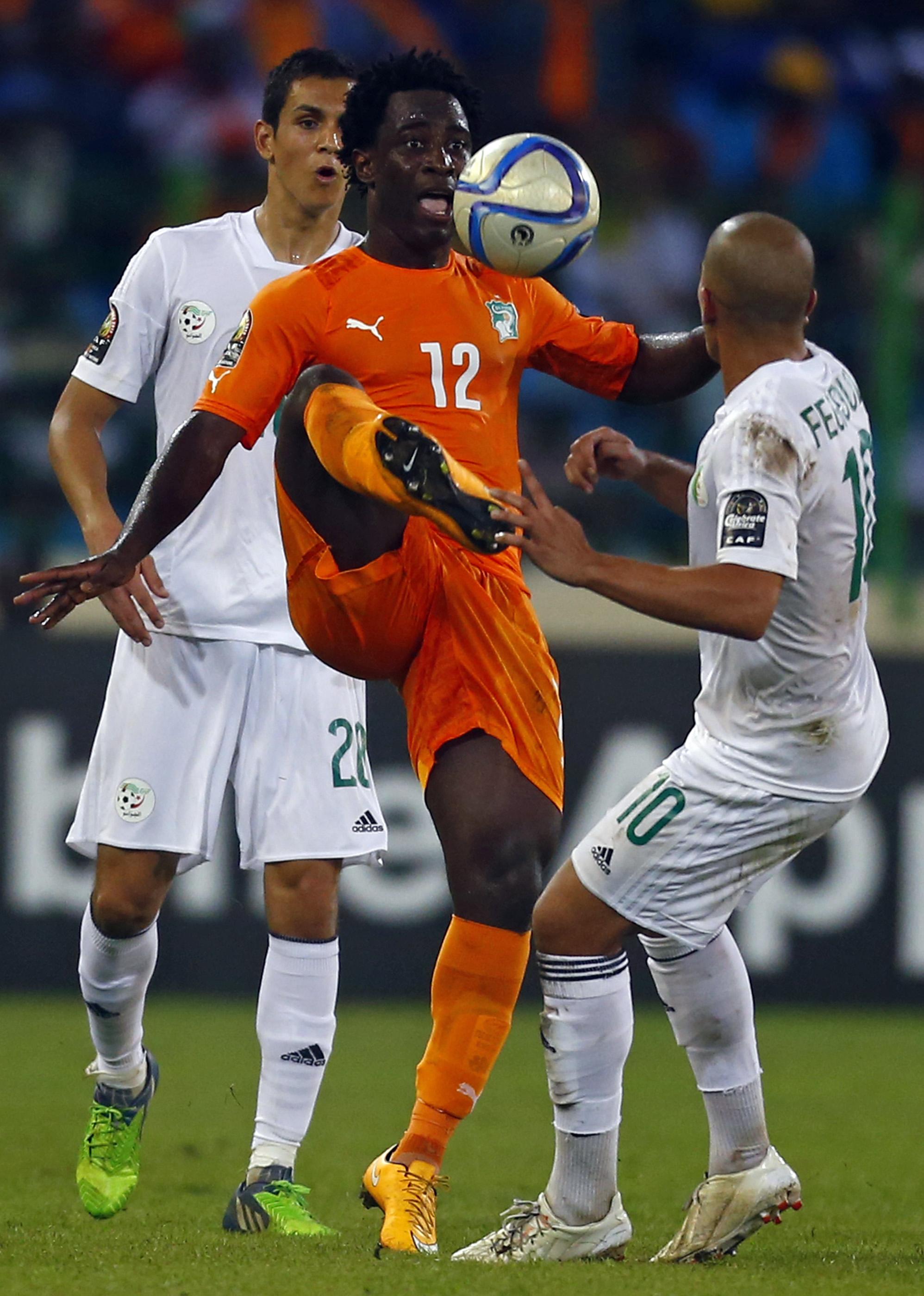 Cote D Ivoire Trounces Top rated Algeria Ghana Pounds Guinea