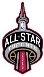NBA All Star Game Logo 2016