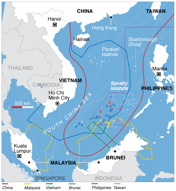 Is China Overplaying Its Hand In The South China Sea