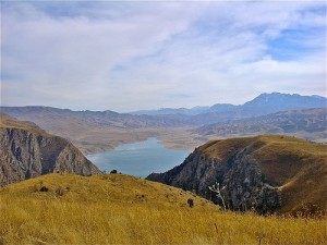 Papan Reservoir in Kyrgyzstan (Photo by Flickr user RNLJC&M)