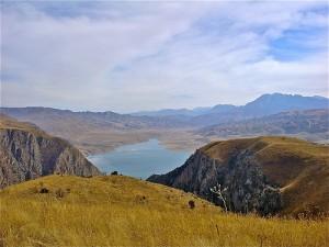 Papan Reservoir in Kyrgyzstan (Photo by Flickr user RNLJC&M)
