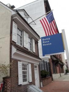 Betsy Ross House in Philadelphia