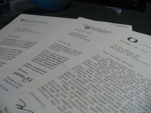 Acceptance letters (Creative commons photo by Flickr user Adrian Ho)