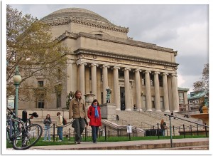 Columbia University, ranked in the top 10 by some measures. Creative Commons photo by Flickr user Barbara (Jorbasa)