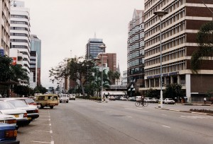Harare (Creative Commons photo by Flickr user Martin Addison)