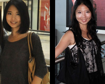 Tara before and after photo