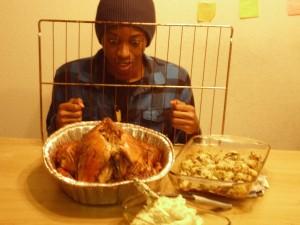 sava thanksgiving meal