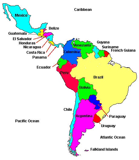 Race and Class in Latin America