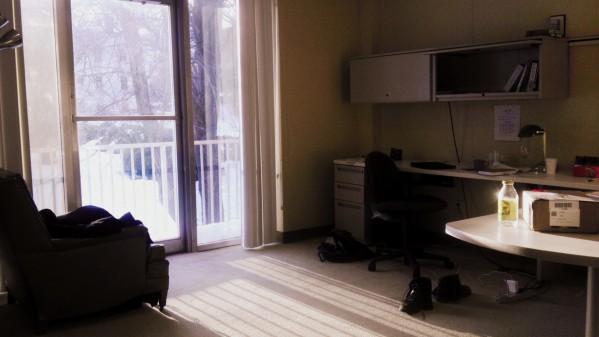 Yu office