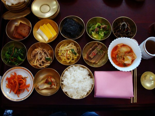 Finding authentic international food on and off campus for Authentic korean cuisine