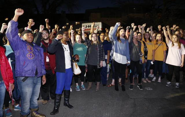 Oklahoma Fraternity Racist Video