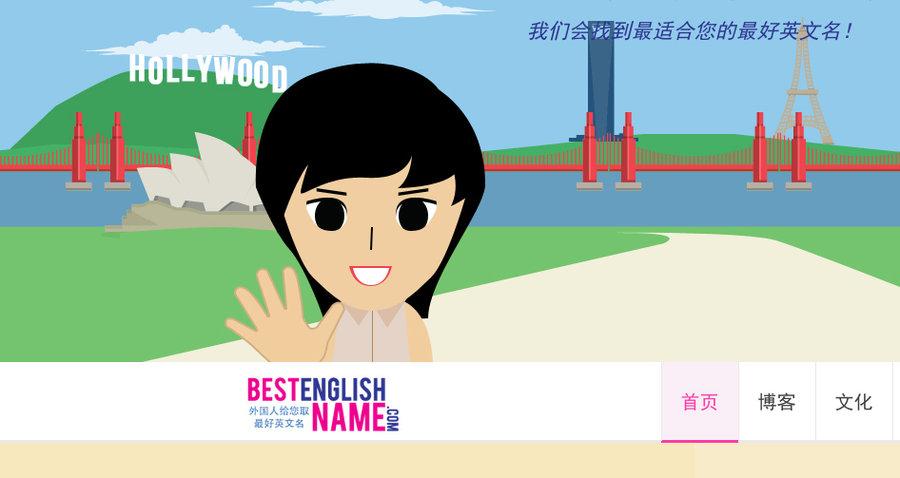 BestEnglishName