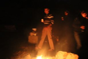 naqip at bonfire