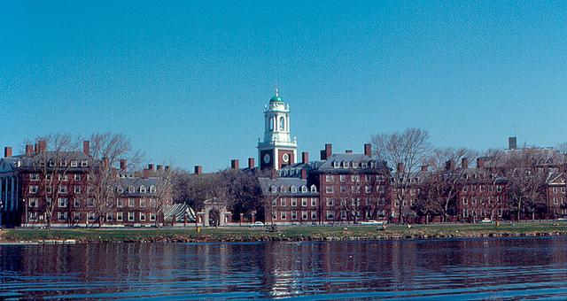 Roger W - Harvard University - Eliot House (Flickr)