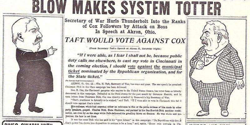 The Cincinnati Post, Oct. 23, 1905