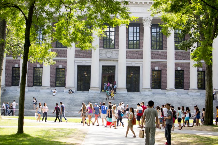 Harvard Revokes Admissions From Students Who Shared Insensitive Memes