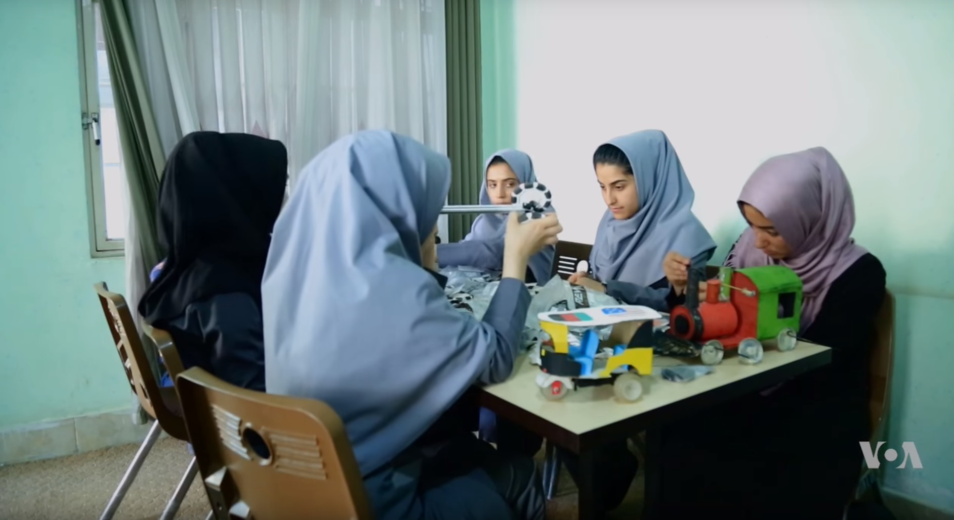 US Denies Visas for Gambian, Afghan Robotics Teams