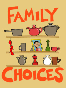 Family Choices follows a girl as she grows up and faces choices on early marriage, education and the like. (Courtesy: Games for Change)