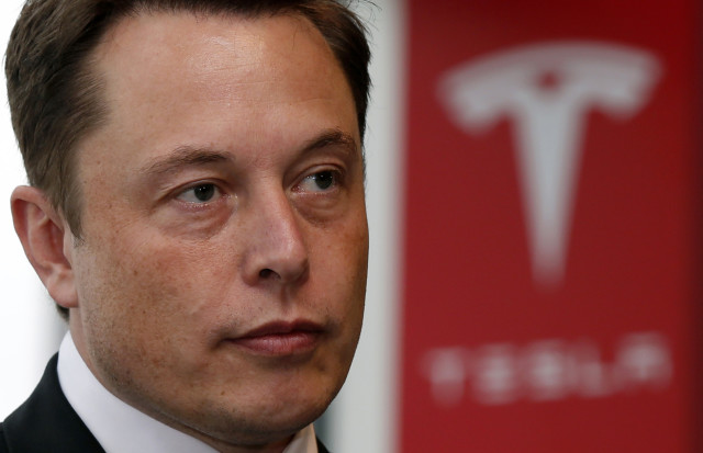 FILE - Tesla Motors Inc Chief Executive Elon Musk. (Reuters)