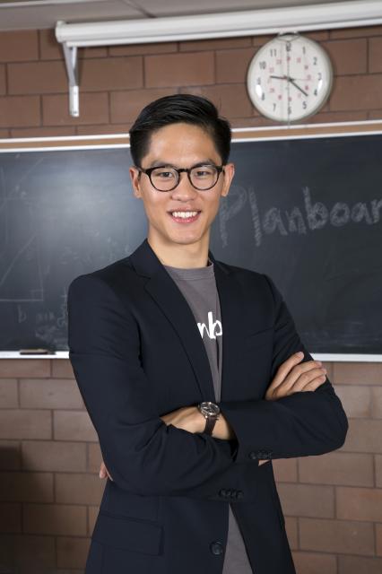 William Zhou. (Chalk.com)