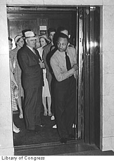 Elevator operator
