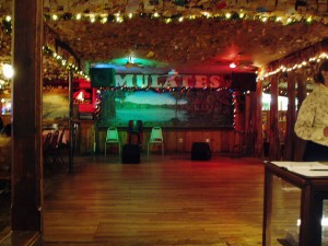 Mulate's dance floor is quiet here, but the joint jumps each evening. (Dr. Pantzo, Flickr Creative Commons)