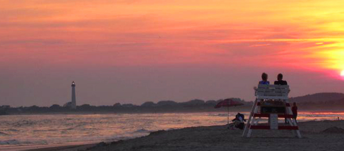 The Cape May Light has been entrancing beachgoers since 1859. (Capemay.com)