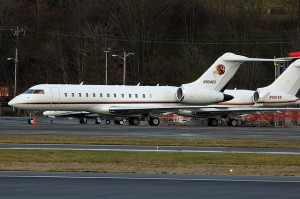 Dan Snyder and his top coaches have been known to use Snyder's jet to fly in highly recruited prospects. (drewski2121, Flickr Creative Commons)