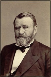 Q. 2  This is (a) Ulysses S. Grant  (b) Kevin Costner  (c) Rutherford B. Hayes  (Library of Congress)