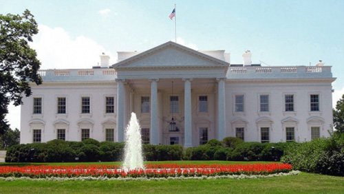 Q. 6  What do Americans call this white house?  (Carol M. Highsmith)