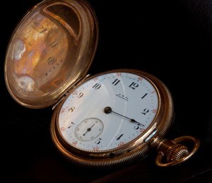 They don't give gold watches for long service much any more.  (JAR (), Flickr Creative Commons)