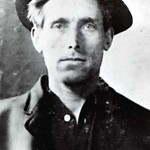 Rabble-rousing songwriter Joe Hill.  (Library of Congress)