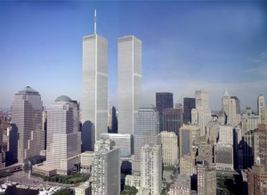 This photo, like all by Carol in today's posting, was taken, by happenstance, about a month before the Twin Towers fell.  (Carol M. Highsmith)