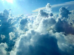For the unititiated, The Cloud was a stormy proposition at first.  (karindalziel, Flickr Creative Commons)