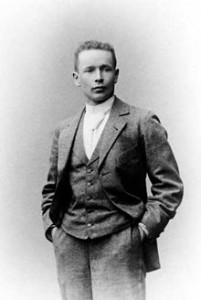 Eliel Saarinen.  (Wikipedia Commons)