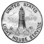 The United States Light House Service logo.  (Wikipedia Commons)