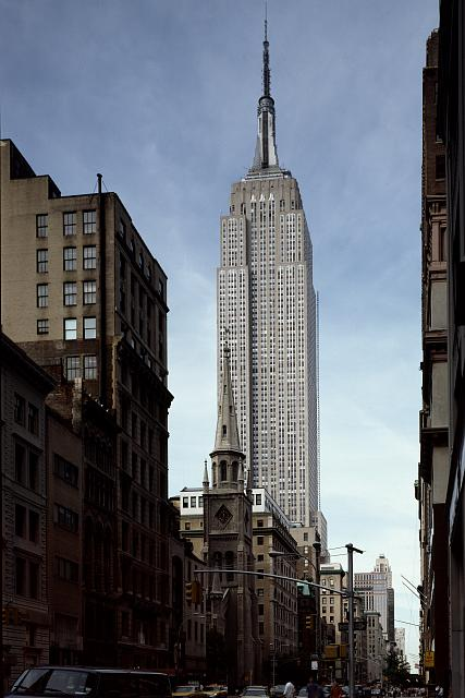 Empire State Building Which Level Choose