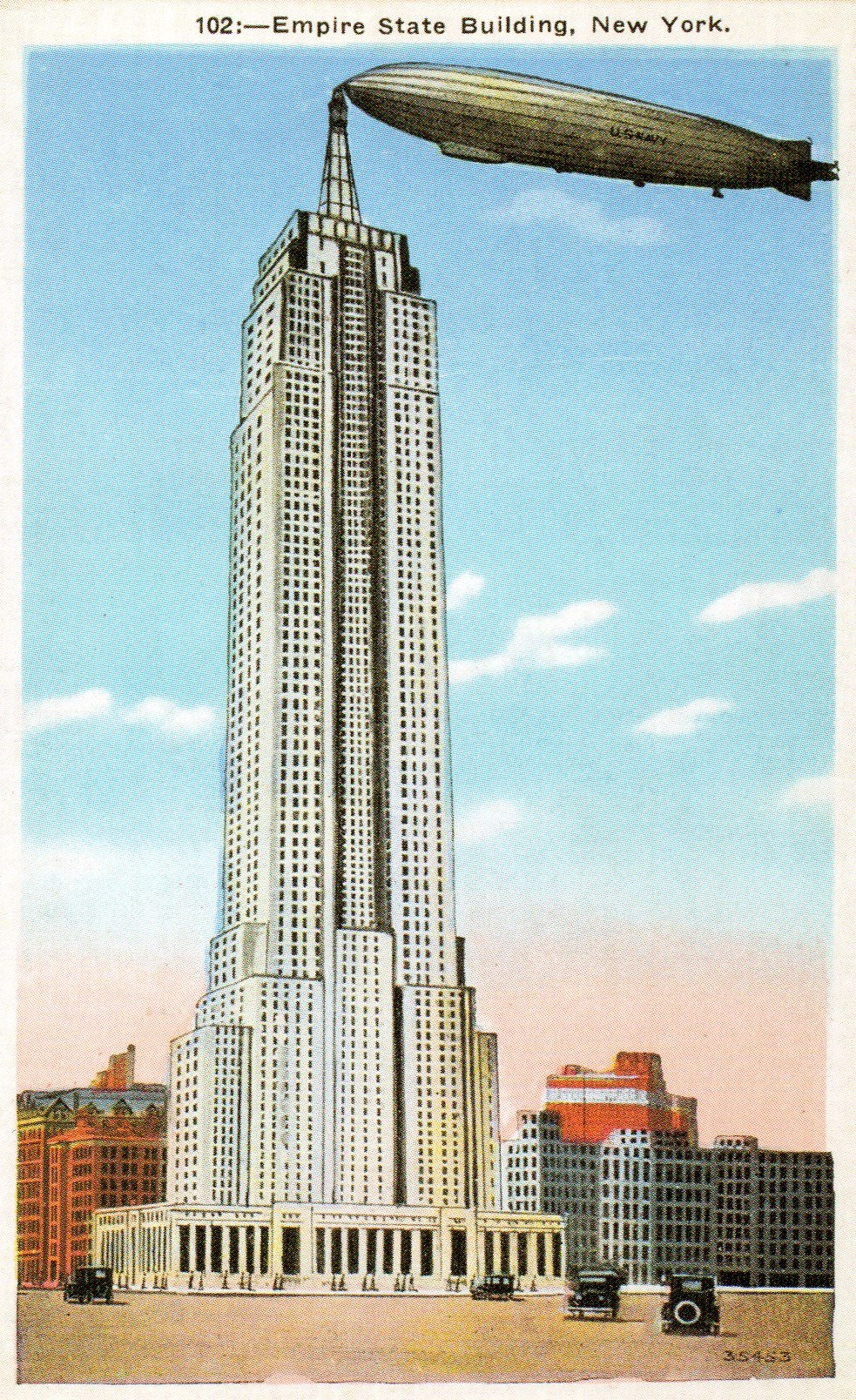 The Empire State Building No 2 In New York 1 Our