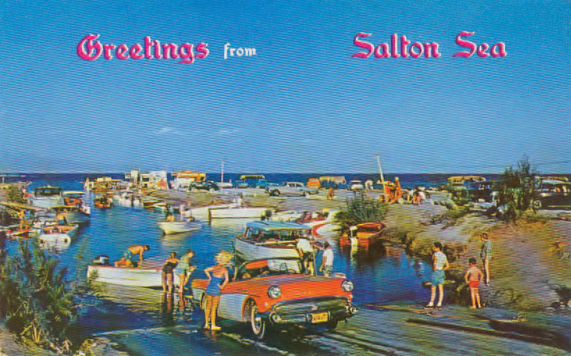The Incredible Saga of the Salton Sea « Ted Landphair's America