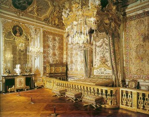 The queen's chamber at Versailles.  Definitely NOT in Kentucky.  (Wikipedia Commons)